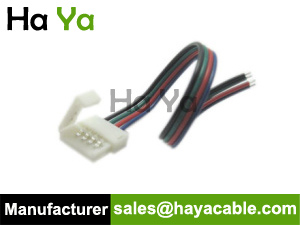 Snap RGB LED Strip Adapter Cable