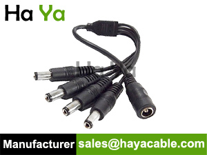 DC Power Splitter Cable