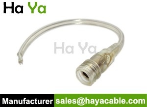IP67 Waterproof DC Female Power Cable