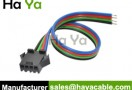 4-Pin JST SM Female Connector Cable For RGB LED Strip