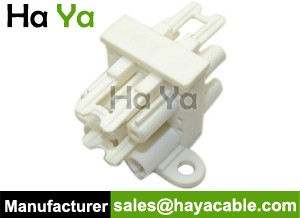 Pluggable Terminal Block Connector 1 In 3 Out