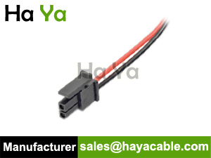 Molex Micro Fit Connector Male Cable Pigtail
