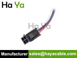 Molex Micro Fit 4 PIN Connector Female Cable Pigtail